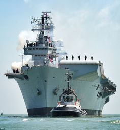 Incoming: The MoD has invited tenders from private firms, charities and trusts to put forward ideas on how to save the ship from being turne...