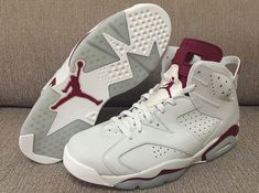 Air Jordan 6 Maroon - 2015 Release | SneakerNews.com