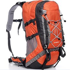 FW 40L outdoor trips hiking backpack bag bag > Tried it! Love it! Click the image. : Backpacking gear