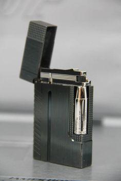 S.T.Dupont James Bond 007 Line 2 Lighter Black PVD