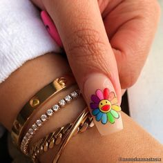 Pin on Nails Summer Acrylic Nails, Best Acrylic Nails, Acrylic Nail Designs, Aycrlic Nails, Swag Nails, Hippie Nails, Subtle Nails, Burgundy Nails, Fire Nails