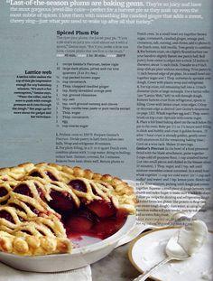 Peach pies, Peach pie recipes and Peaches on Pinterest