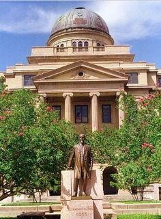 Texas A&M, Loyal, True, Classy,