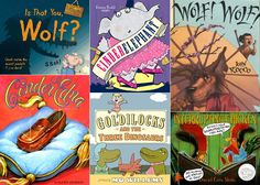 11 Fractured Fairy Tales for Young Readers