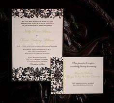 Real Wedding: Blush Paperie, Holly & Derek