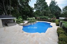 Centre Island 11771 Swimming Pools, Landscape & Masonry Designer Contractor Company   http://deckandpationaturalstones.com/swimming-pool-Gunite-Vinyl-Fiberglass-Builders-long-island-ny.html