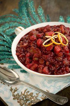 Wayne's Cranberry Sauce - Paula Deen