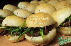 Beef Cheek Sliders