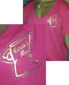 Spirit Shirts / Dance Mom / Drill team by Jonescreativedesigns, $11.00
