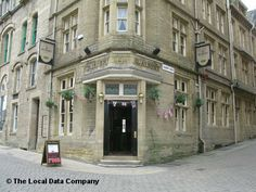 The Albert - Where Huddersfield Town were founded in 1908 Huddersfield Yorkshire, Huddersfield Town, Liverpool Fc, Youth, Beer, Football, Memories, Mansions, House Styles
