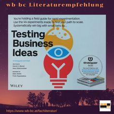 Testing Business Ideas - wb-bc David J, Field Guide, Hold On, This Book, Writing, Business Ideas, Instagram, Books, Book Presentation