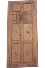 Wrought Iron Clavos are a great addition to your spanish-style doors. Accessorize your hacienda-style doors with our Rustic Door Clavos. Check out our wide selection of Rustic Door Nails today! Wood Entry Doors, Rustic Doors, Hacienda Style, Single Doors, Spanish Style, Tall Cabinet Storage, Furniture, Home Decor, Decoration Home