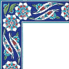 Trendy Ideas for bath art decor Turkish Art, Turkish Tiles, Portuguese Tiles, Moroccan Tiles, China Patterns, Tile Patterns, Decoupage, Bath Art, Geometric Tiles