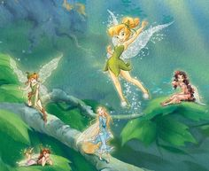 Disney fairies is a disney franchise built around the character of tinker bell from disney's 1953 animated film peter pan, subsequently adopted as a mascot for the. Description from downloadtemplates.us. I searched for this on bing.com/images
