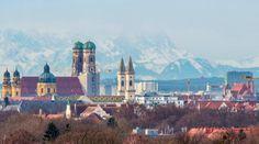 Zukunft deutscher Städte: München hängt Frankfurt ab - SPIEGEL ONLINE - Nachrichten - Wirtschaft