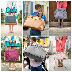 Babymoov, un sac à langer pour chaque parent (+CONCOURS)