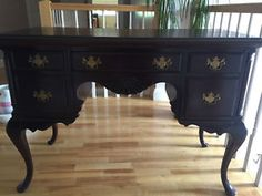 Kijiji - Buy, Sell & Save with Canada's Local Classifieds Antiques For Sale, Queen Anne, Corner Desk, Buy And Sell, Storage, Stuff To Buy, Furniture, Vintage, Home Decor