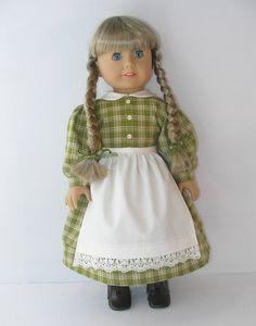 1854 School Dress