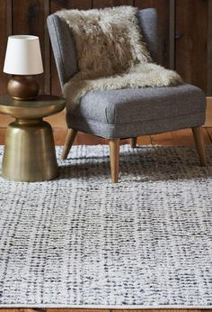 west elm - Popcorn Wool Shag Rug