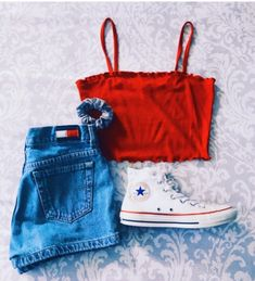 - Summer fashion ideas # casual summer outfits, - – Summer fashion ideas # casual summer outfits , Informations About – Sommer Mode Ideen - Teenage Outfits, Cute Teen Outfits, Teen Fashion Outfits, Casual Summer Outfits, Mode Outfits, Outfits For Teens, Stylish Outfits, 4th Of July Outfits, Summer Clothes