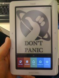 Authors Check Your Nook Sales
