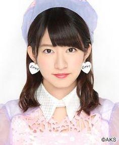 AKB48 - Team B - Miyu Takeuchi - Born in 1996. #Fashion #Jpop