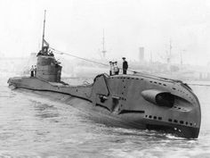 British T class II submarines, is the HMS Thorn