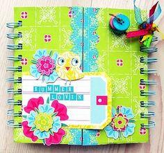 Gatefold book idea