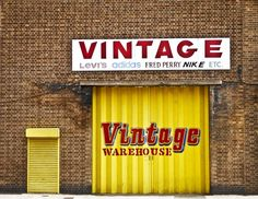 VINTAGE WAREHOUSE
