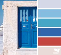 { a door hues } image via: @andrealisecreative