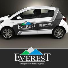 Car Design for an Estate Agent by artem80