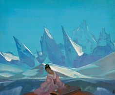 N Roerich | ... : Jul 04, 2009 Topic Views : 8733 Post subject: Nicolas Roerich Art