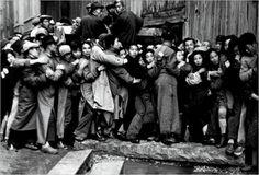 Henri Cartier Bresson, Shangai, 1948