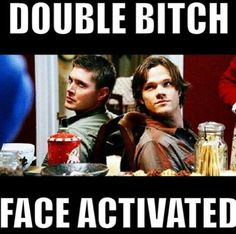 Sam and Dean Winchester ~ Supernatural LOL
