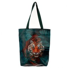 Need a handy, durable and lightweight shopping bag that is practical, strong and looks great?! Then look no further than our polyester shopping bag range. Made from strong polyester they are practical for everyday use whether going to do the weekly shop or having a day out at the beach. They are a great gift with a huge range of designs to suit all tastes. Dimensions: Height 33cm Width 32cm Depth 8cm (approx 13 x 12.5 x 3 inches) Gifts For Mum, Great Gifts, Novelty Gifts, Big Cats, Travel Bags, Bag Accessories, Shopping Bag, Reusable Tote Bags, Stripes