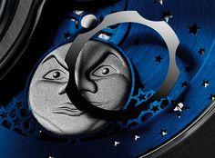 MB & F MoonMachine Black