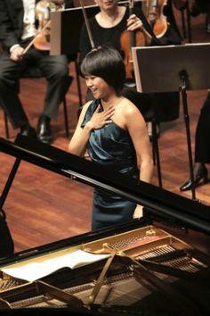 san francisco symphony and Wang Yuja