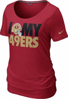 02126d96c looking for a cute 49ers tee 49ers Outfit