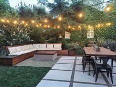 Backyard Dreamin': Hardscape Patio Options - All About Garden Backyard Patio Designs, Small Backyard Landscaping, Backyard Projects, Backyard Pavers, Arizona Backyard Ideas, Narrow Backyard Ideas, Backyard Layout, Landscaping Ideas, Pergola Ideas
