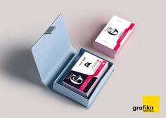Sizler için özel tasarladığımız kartvizitler firmanıza zerafet katar.