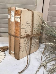 I Will Be Out Of The Office and Away Until Monday, April 8th. Any orders placed today or after will start being fulfilled when I return on Monday, April 8th. Sorry For any inconvenience. Liz - BookBundle Lane Stack of THREE UNBOUND Books, Uncovered Books, vintage books - perfect for rustic decor.