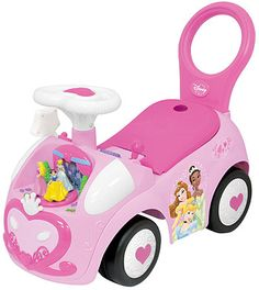 Disney Princess Activity Ride-On at Babies R Us for Baby Girl