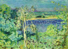 Pierre Bonnard (1867-1947)La Seine à Vernon, or La risée sur la riviére