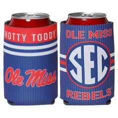 Ole Miss Rebels WinCraft SEC Conference Can Cooler