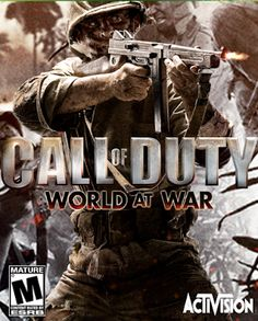 Call of Duty World at War PC Full Version Free Download Highly Compressed Cover