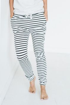 Cozy and cute lounging pants.
