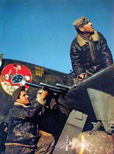 A great color photo of a P-47 with ground crew.beautifulwarbirds@gmail.comTwitter: @thomasguettlerBeautiful WarbirdsFull AfterburnerThe Test PilotsP-38 LightningNasa HistoryScience Fiction WorldFantasy Literature & Art