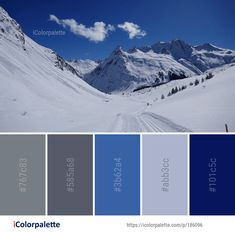 Color Palette Ideas from Mountainous Landforms Sky Mountain Range Image Sky Mountain, Mountain Range, Color Combinations, Color Schemes, Winter Images, Find Color, Winter Colors, Color Pallets, Color Inspiration