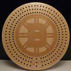 Nhl Cribbage Board