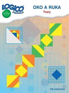 Logico Piccolo zamerané na rozvoj vizuálneho vnímania, pozorovania a logického myslenia. Rozvíja cit pre detail a koncentráciu.